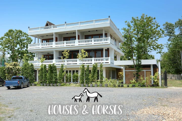 Houses and Horses