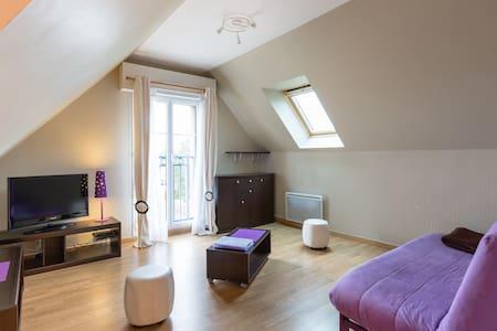 appartement dans un immeuble neuf - Saint-Jouan-des-Guérets