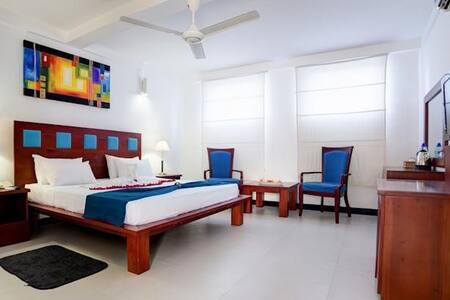Nilaveli Beach Resort Deluxue Rooms - Nilaveli