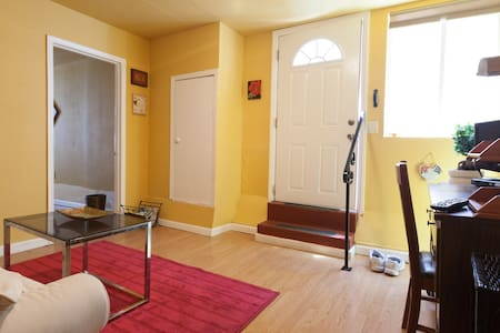 Charming 2 BR In-Law Suite - Oakland - Casa