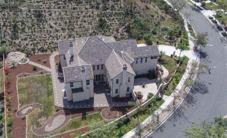 Luxurious San Diego Estate Retreat - San Diego - Rumah