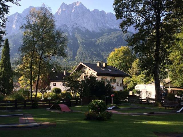 Zugspitzsuite Alpi