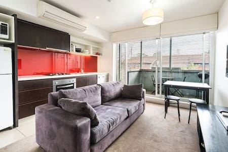 Boutique Apartment, Wifi incl. - Saint Kilda - Wohnung