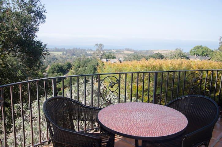 Montecito Toro Canyon Apartment - Santa Barbara - Apartmen