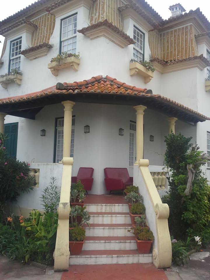 Casa Jardim (Garden House) Ind.