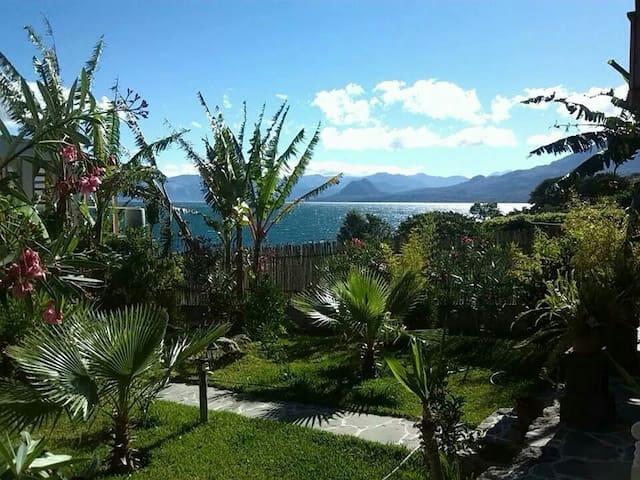 LA TORRE 1 CASA LOBO - San Pedro La Laguna - Bungalow