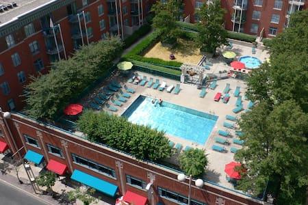 Downtown Apartment for AllStarGame! - Cincinnati - Appartement