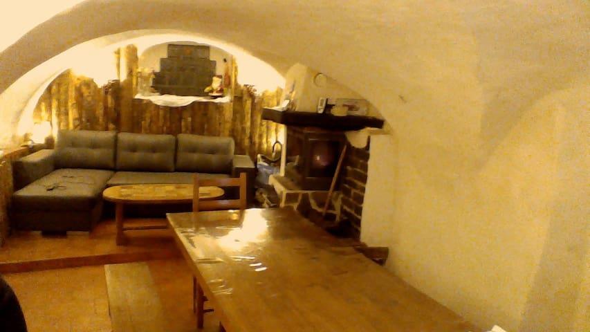 maison de village montagnard - Valserres