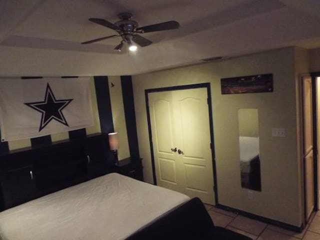 Furnished Room! RENT+CABLE+WIFI+NTFLX+BILLS INCLD! - Pharr - Casa