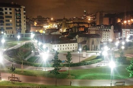 Bilbao en el Casco Viejo