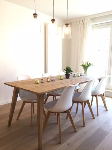 Beautiful, new and cosy apartment in De Haan - De Haan - Appartement