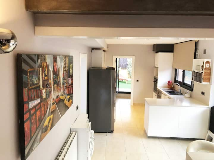 Roca village luxury house Barcelona 20  min
