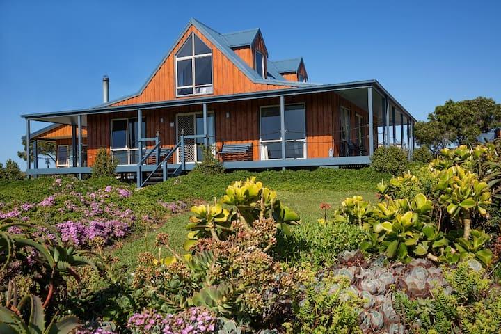 Buln Buln Cabins Loft House/Studio - Yanakie - Casa