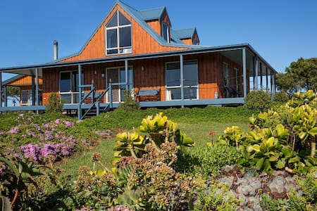 Buln Buln Cabins Loft House/Studio - Yanakie