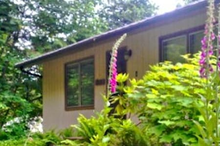 Home on retired Ranger Station - Finn Rock