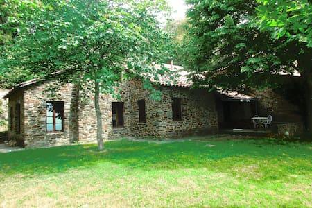 Home in Biosphere Reserve at 50 minuts of BCN - El Vallès Oriental - Talo