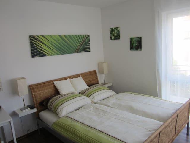 Modern apartment, ideally located - Karlsruhe - Apartament