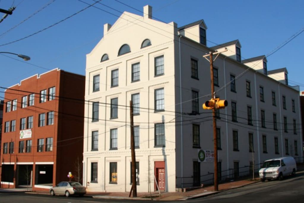 Apartment In Shockoe Bottom Apartments For Rent In Richmond Virginia United States