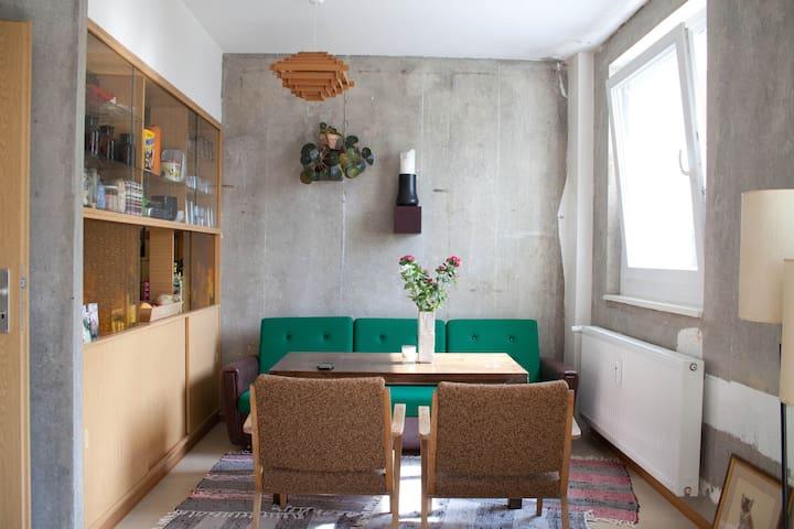 Cosy room in Mitte / Rosenthaler Platz