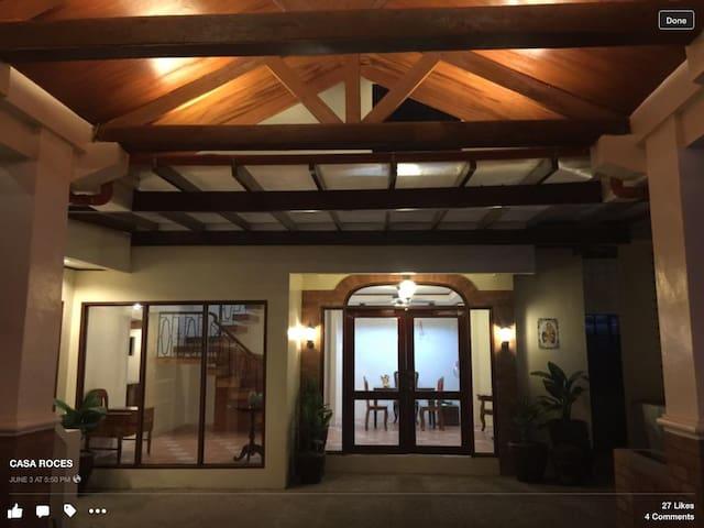 Casa Roces Twin Room 1