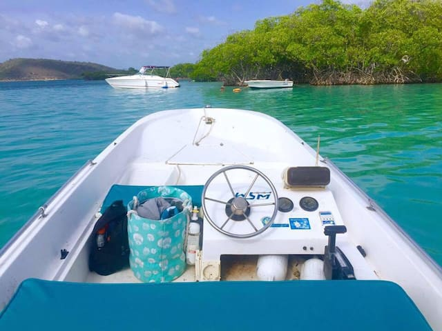Relax & Cozy Personal Boat! 5G - La Parguera - Wohnung