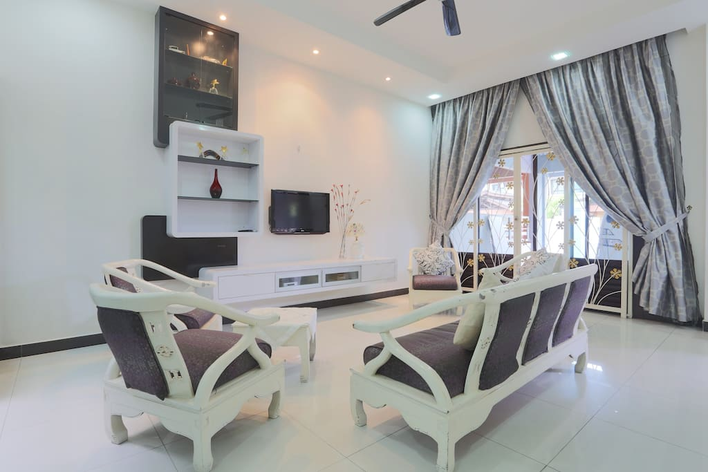 Living area with different angle