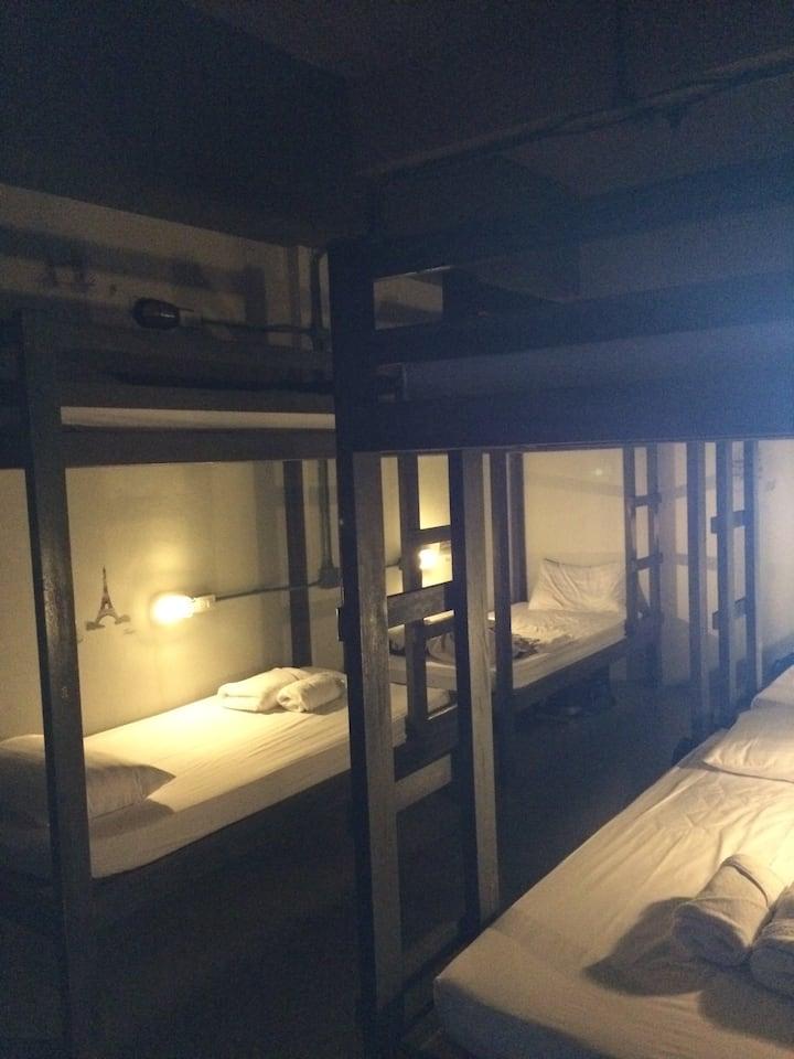 Mixed Share Room(Dormitory)