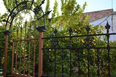 Casa acogedora, grande y luminosa - Lahiguera - Huis