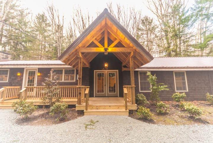 Hemlock Lodge - Near Ohiopyle, Nemacolin Woodlands
