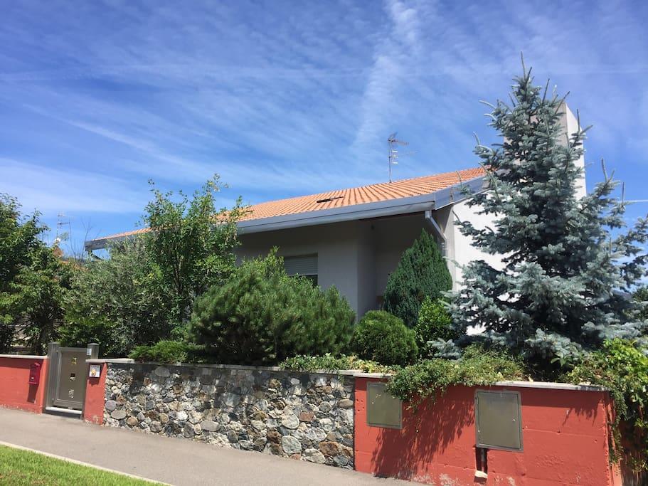 """Our home """"Villa del Sole"""""""