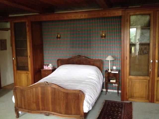Le Muratel chambre Leva Matin - Brassac
