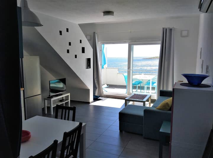 Apartment Bono_10m from sea_with Terrace & Parking
