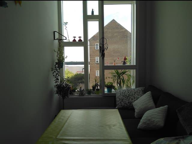 Cozy little studio in Nørrebro