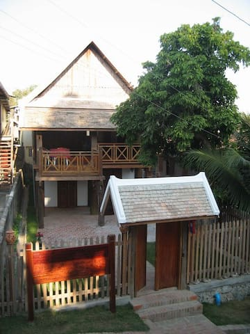 A treasure in a World Heritage City - Luang Prabang - Hus