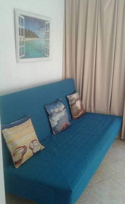 Comfy bedsofa