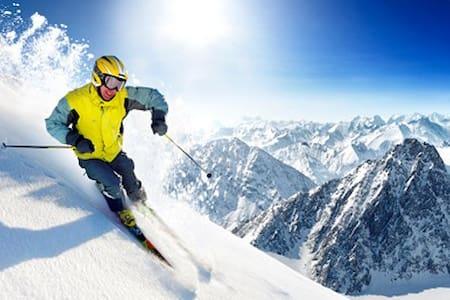 Ski to your Stepdoor in Baqueira-Beret - Lérida
