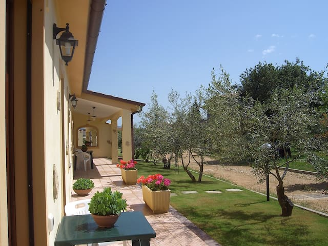 SOUTH - WEST SARDINIA CENTER - Villamassargia - Bed & Breakfast