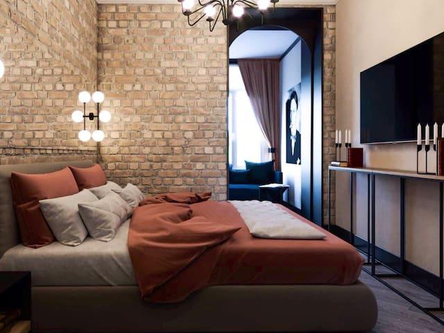Design&Comfort discovering old Kiev