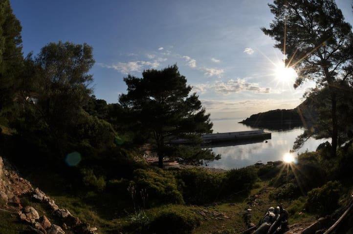 Paradise house - island Mrcara