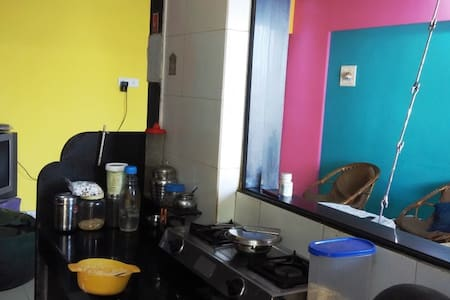 A 2 BHK FULL FURNISHED FLAT - Mira Bhayandar