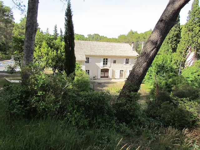 House 8 pers. with swimmingpool - Saint-Étienne-du-Grès - House