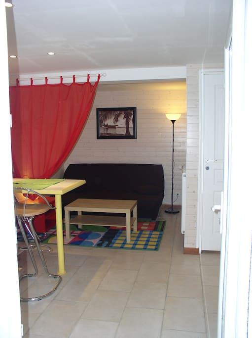 studio quimper quartier nord appartamenti in affitto a quimper bretagne francia. Black Bedroom Furniture Sets. Home Design Ideas