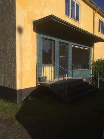 Boende nära Örlogsstaden Karlskrona - Karlskrona N - Appartement