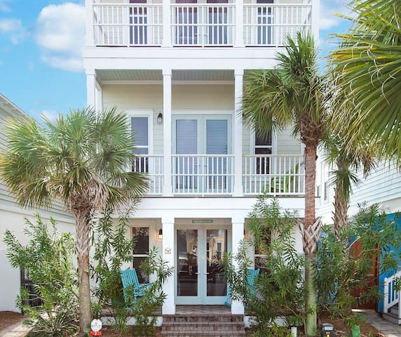 Loverly Grey on 30A - 4BR|Beach & Pool|Grille|4KTV