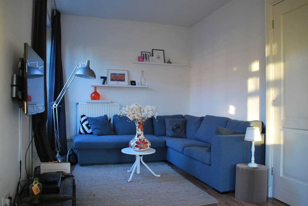 Apartment close to vondelpark appartamenti in affitto a for Appartamenti in centro amsterdam