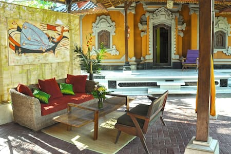 Traditional Balinese House #2 - Sanur