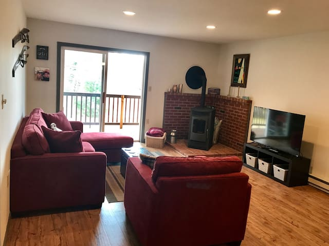 2 bed 2 bath condo in Lincoln, NH - Lincoln - Kondominium