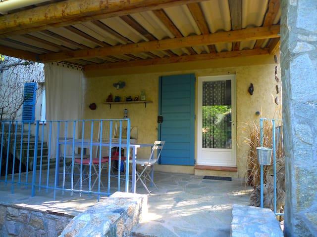 A Chiosella Gîte Egée 2/4 personnes - Corbara - Huis