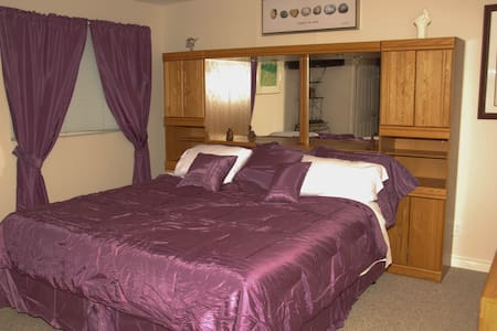 En Passant B&B (King's Room) - Cornwall - Bed & Breakfast