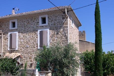 appartement provencal  avignon nord - Entraigues-sur-la-Sorgue - อพาร์ทเมนท์
